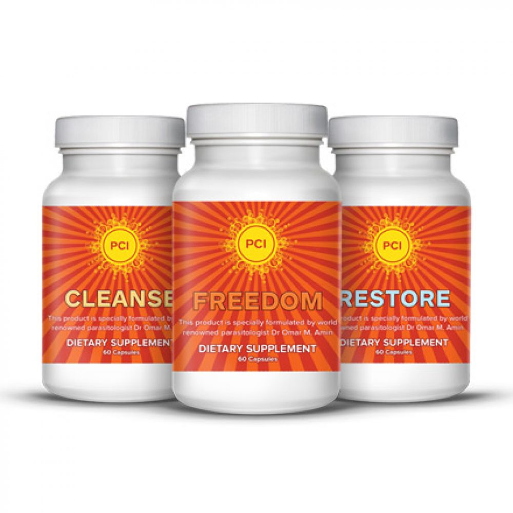 PCI Wellness - PCI Freedom Cleanse Restore